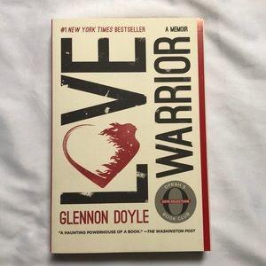 Paperback Book: Love Warrior by Glennon Doyle